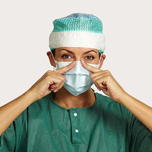masque operatoire ffp